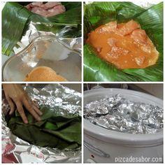 Cochinita pibil en  crock-pot / olla de cocción lenta Deliciosa!!!