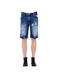PHILIPP PLEIN Philipp Plein Shorts Off Road. #philippplein #cloth #trousers