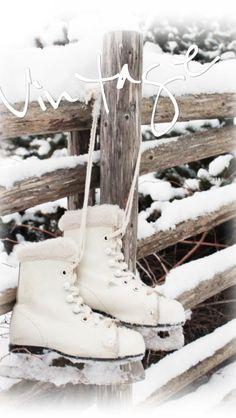 Vintage Winter in Sweden