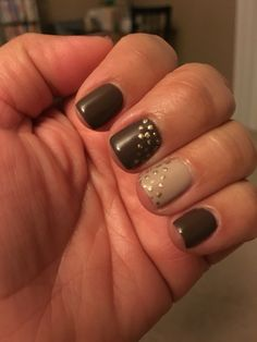 First mani of 2016.
