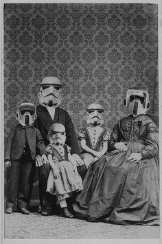Keepin' it in the Trooper family.