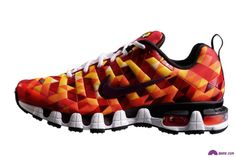 6892c1feead277 Nike Air Max TN (Tuned) - 10th Anniversary Edition - Red Orange Yellow -  SneakerNews.com
