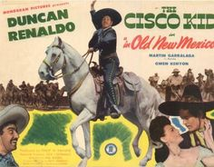 18 Best The Cisco Kid Images On Pinterest