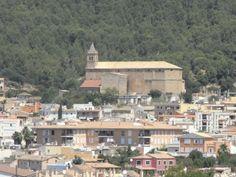 Andratx, església de Santa Maria