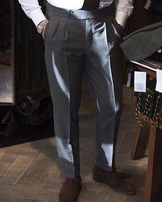 #spring #season #classic #grey #fresco #trousers #zaremba #zarembabespoke #handmade #bespoketailoring #bespoke #vassshoes #vass #marinella #tie #tailor #tailoring #sartorial #sarto #warszawa #warsaw...