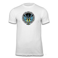 The Bahamas Tuna Tail Tee features a Yellowfin Tuna tail graphic influenced by a Bahamas flag on the front chest along with the SCALES hooks logo on the back neck.  #SCALES #Fishing apparel