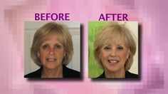 Women over the age of 40 need to change the way they do their makeup!  Here's how... (video)