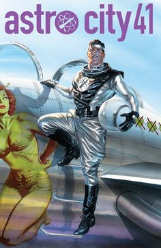 Astro City #41 - Cover by Alex Ross