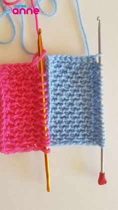 Tunus İşi Pirinç Örgü Modeli Yapılışı Tunisian Crochet, Crochet Top, Hairstyle Trends, Moda Emo, Distinguish Between, Fashion Now, Woman Standing, Baby Knitting Patterns, Old Women