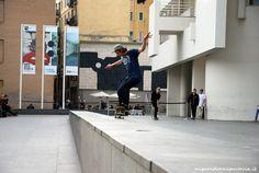 #skaters #Raval #barcelona