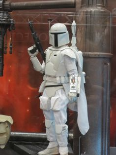 Boba Fett Prototype By Sideshow Collectibles - 2013 SDCC #starwars #bobafett #sideshowcollectibles #sdcc