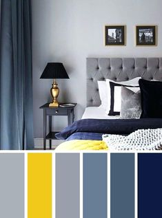 Image result for yellow grey color schemes