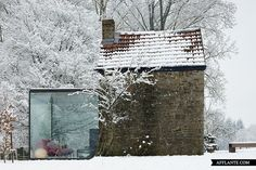 Roly House in Belgium // AABE