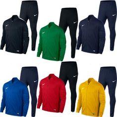 9a4cbf9023b Nike Academy 16 Senior Knit Tracksuit. Nike TracksuitSports TrainingKids ...