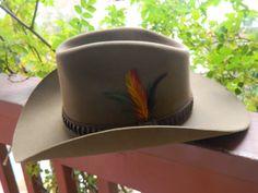 John B Stetson cowboy hat 7 1 2 841c3f494fd
