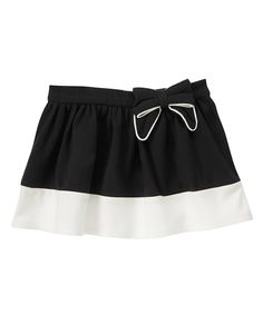 Olivia Colorblock Skirt at Gymboree