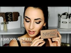 Naked Basics Palette Tutorial | EASY SMOKEY EYE | My Little Beauty Book - YouTube  The Urban Decay Naked Basics Palette is one of my favorites. Naked Basics is Urban Decay's first matte palette that includes six neutral shades.  It is the perfect palette to use when creating a smokey eye as all of the colors blend seamlessly. And since a smokey eye is all about blending, blending and some more blending, it makes completing such an eye look that much easier.