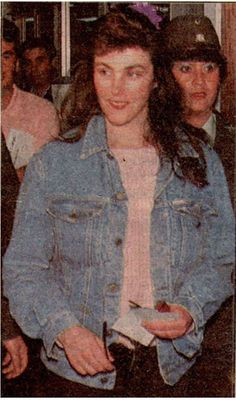 Laura in Chile 1996.