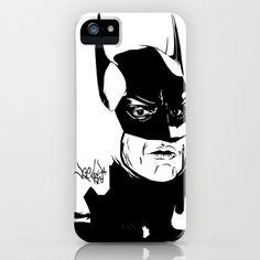 I'm Batman iPhone & iPod Case by Vee Ladwa - $35.00