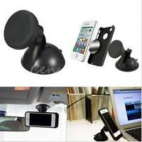 Universal Magnetic Car Windshield Dashboard Mount Holder Stand For Cell Phone