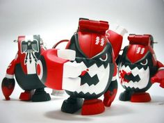 Abduzeedo - Badass Custom Toys