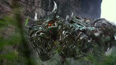 Los nuevos Dinobots de Transformers