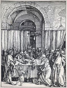 Albrecht Durer - The Rejection of Joachim's Offering (The Life of the Virgin)
