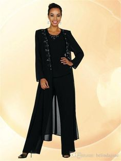 Wholesale joan rivers suit,mathar sonand mother of the groom suit are for sale on DHgate.com. belindajune recommends 2016 black chiffon mother of the bride pant suits beaded collar long sleeve coat custom formal evening dresses of high quality and low price.