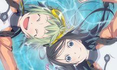 Nuevo tráiler de Amanchu! con el tema principal del anime