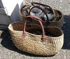 French Market Bag - great shape!
