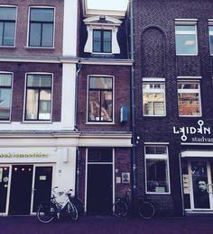 Tiny house in Leiden; wonder how it looks like inside... #tinyhouse #leiden #architecture