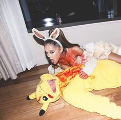 @arianagrande63 i love these costumes!!