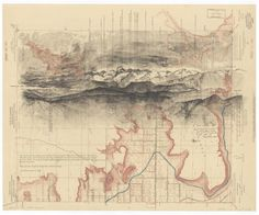 L'art cartographique de Matthew Rangel
