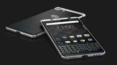 #MWC17 TCL Lanza BlackBerry Keyone