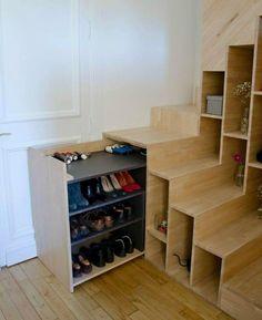 60+tiny House Storage Hacks And Ideas 11 - Furniture Inspiration