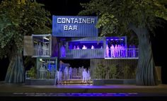 Shipping Container Bar Concept 2