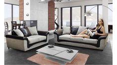 Alaska Fabric Sofa Set 3+2