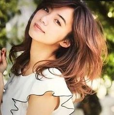 画像 Actresses, Long Hair Styles, Cute, People, Ikeda, Beauty, Naver, Japanese, Fashion