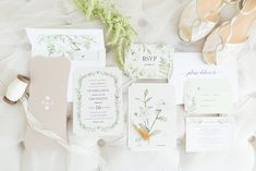 Invitations by @ShutterflyWedding Southern Garden Soiree: Summer garden wedding near Nashville, TN Colors: white, blue, green, watercolor, rustic Venue: CJ's Off the Square @cjsoffthesquare Photography: John & Lauren Photography @jonandlauren Flowers: The Enchanted Florist @flwrgirlcaprice Rentals: Southern Events Party and Event Rental @southernevents Wedding Dress: The Hayley Paige from The White Room @whiteroomtn @misshayleypaige