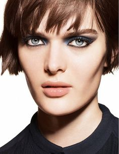 Sam Rollinson for Chanel Blue Rhythm Makeup Collection