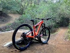 Rocky mountain bicycles instinct bc edition