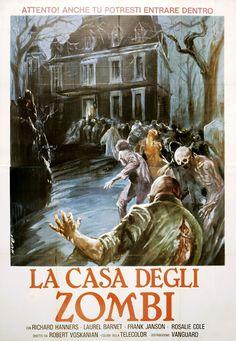 The Child (Aka La Casa Degli Zombi) Italian Poster 1977 Movie Poster Masterprint x Horror Movie Posters, Horror Films, Film Posters, American Horror Movie, Classic Horror Movies, Zombie Movies, Scary Movies, Film Structure, Play Poster