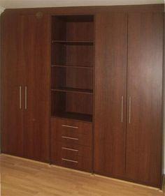 Bedroom Cupboard Designs, Bedroom Cupboards, Bedroom Closet Design, Bedroom Wardrobe, Wardrobe Doors, Wardrobe Design, Cabinet Design, Door Design, Dressing Room Design