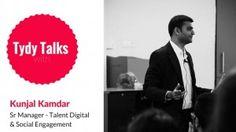 Tydy Talks | Kunjal Kamdar, VirtusaPolaris