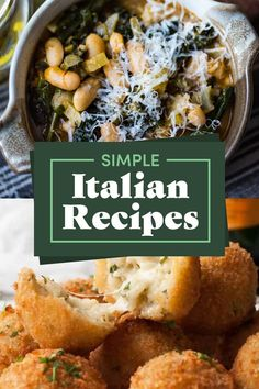 14 Italian Recipes That Are Actually Super Simple To Make - 14 Italian Recipes . - 14 Italian Recipes That Are Actually Super Simple To Make – 14 Italian Recipes That Are Actually - Healthy Italian Recipes, Italian Pasta Recipes, Italian Appetizers, Italian Dishes, Indian Food Recipes, Healthy Dinner Recipes, Appetizer Recipes, Cooking Recipes, Italian Meals