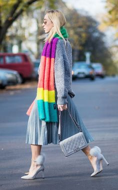 What to Wear in January When You're Completely Bored of Your Wardrobe via @WhoWhatWearUK