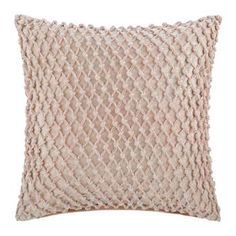 Complete a stylish living space with this Gibberd cushion from A by Amara. Made from cotton, this cushion has been covered with a chic crochet design and makes a perfect finishing touch to any interio Crochet Cushions, Crochet Pillow, Cafe Interior, Boat Interior, Interior Trim, Interior Design, Interior Ideas, Interior Inspiration, Luxury Sofa