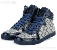 I don't usually like High-tops, but these are Really cool