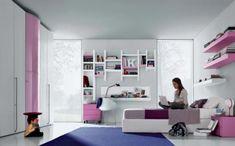 Chambre d\'ado : 5 ambiances dédiées aux jeunes filles | Room, Room ...