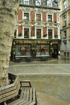 The Sherlock Holmes, London